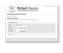 email sauce